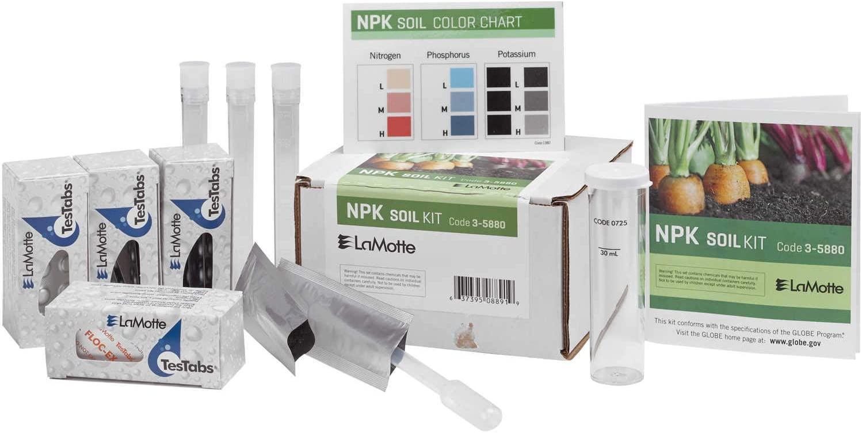 LaMotte N-P-K Soil Test Kit