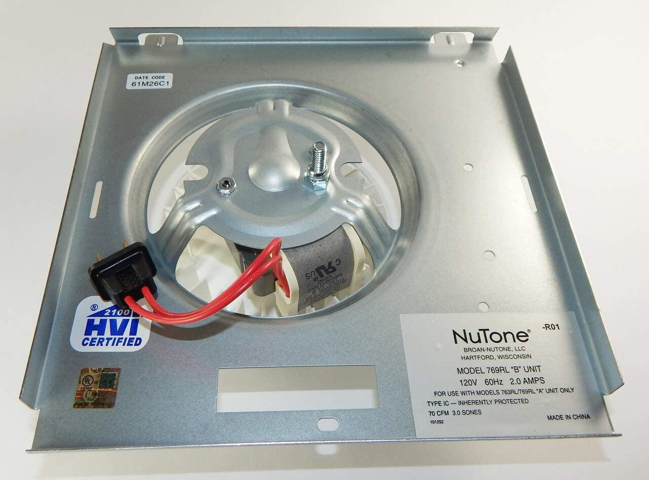 Broan S0504B000 NA SRV Power Unit S0504B000