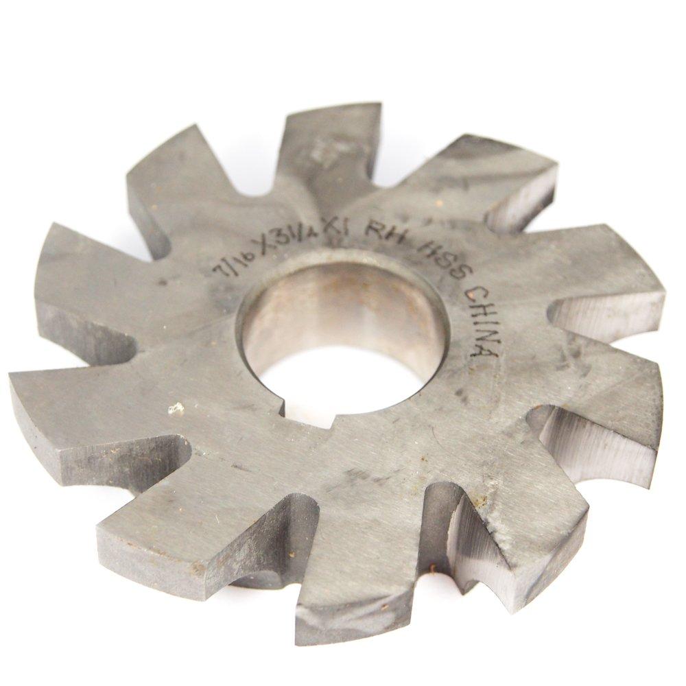 Corner Rounding Milling Cutter 3-1/4