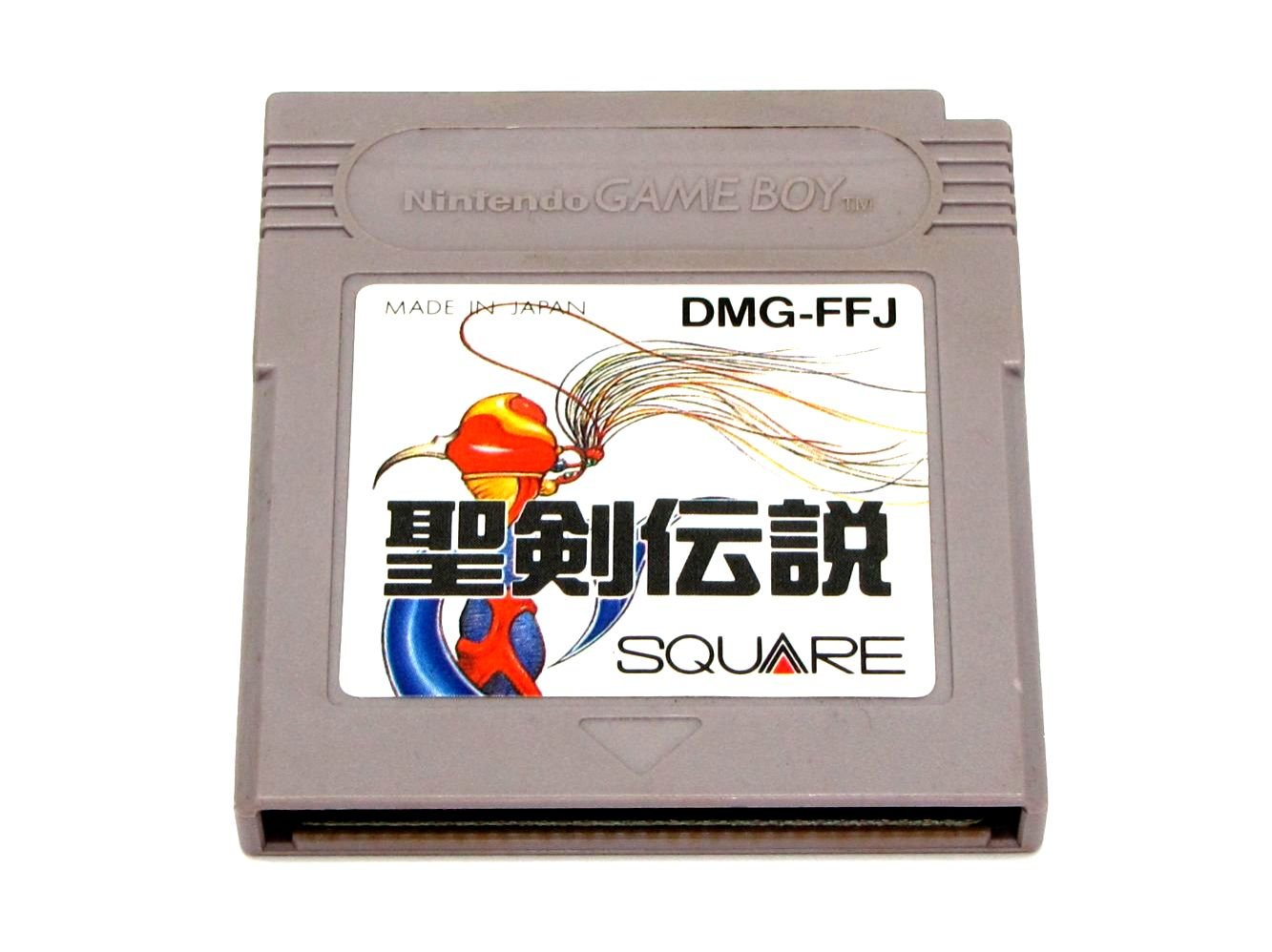 Seiken Densetsu (Final Fantasy Gaiden / Adventure), Japanese Game Boy Japan Import