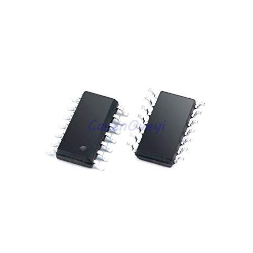 IndustrialMaker 5pcs/lot ATTINY44A-SSU SOP-14 8-bit SOP ATTINY44A-SU SOP14 44A-SSU microcontroller programmable ATTINY44A New