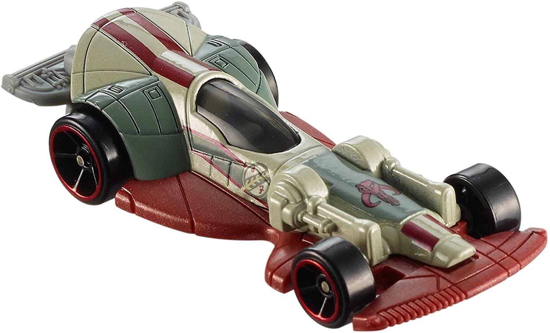 Hot Wheels Star Wars Boba Fett Carship Vehicle