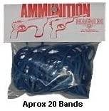 Magnum Long Rifle Ammo-Blue …