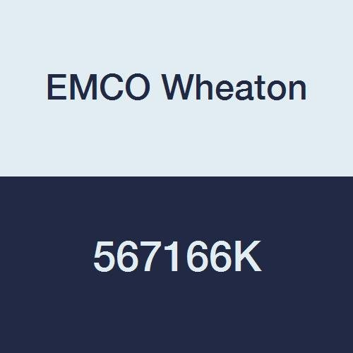 EMCO WHEATON 567166K Seal, Triple Wiper for A1004-210 Series/ 493806 Lid, 17.6