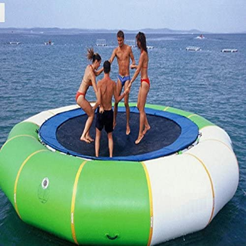 10' Diameter Commercial Grade Inflatable Water Trampoline