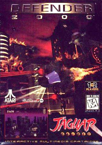 Defender 2000 (Atari Jaguar)