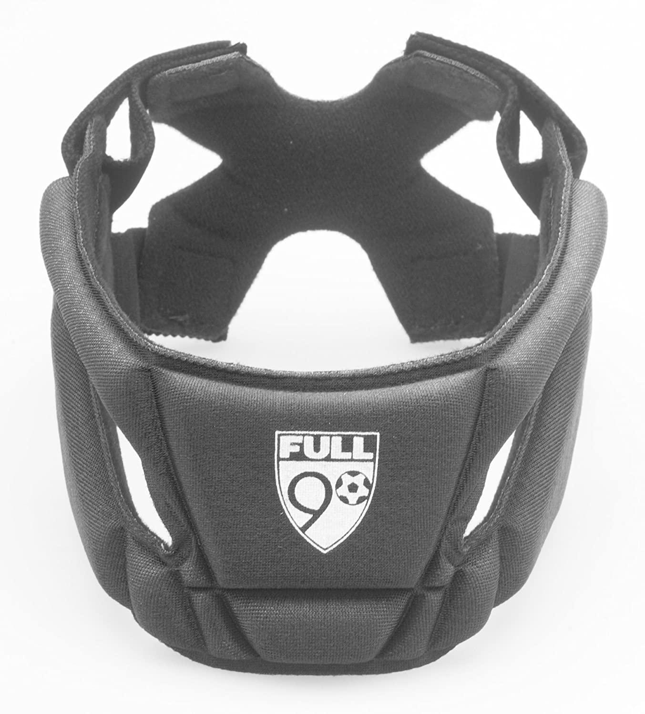 Full90 Performance Soccer Headgear Select, Black, Medium