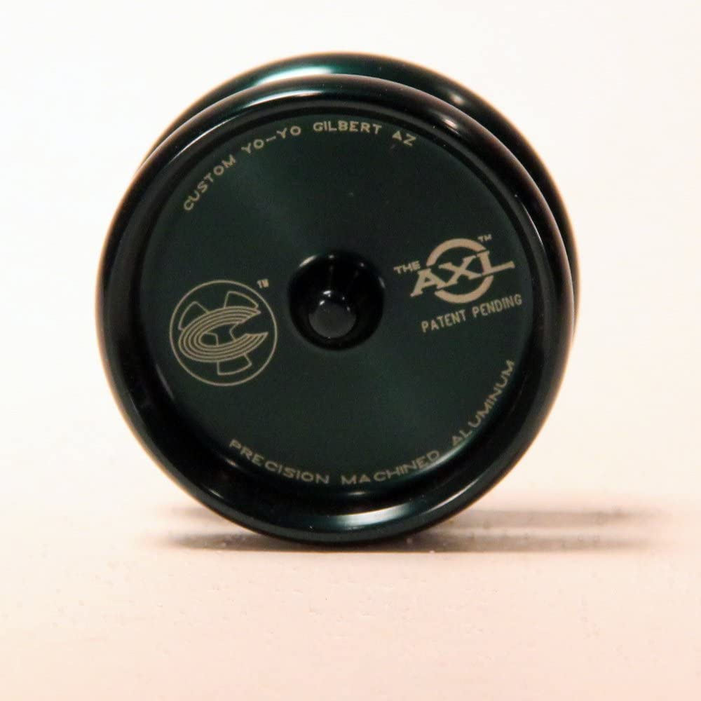 Custom Products Axl Yo-Yo (Green)