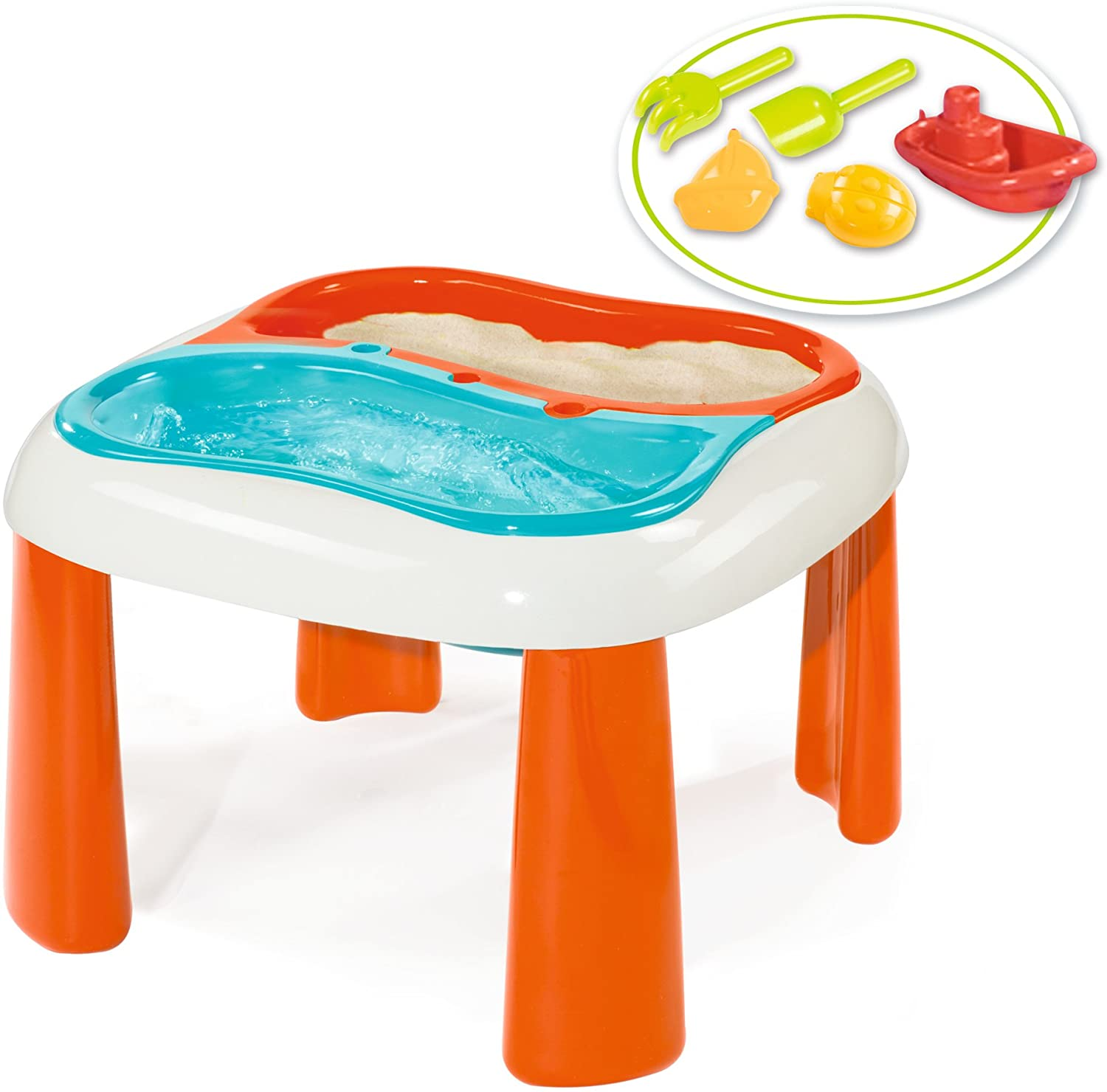 Smoby 840107 Sand and Water Table
