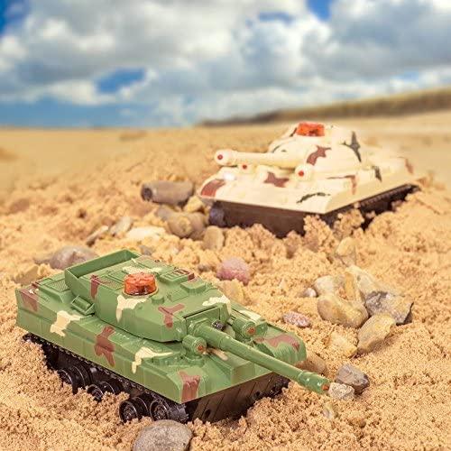 Tobar Battle Tanks