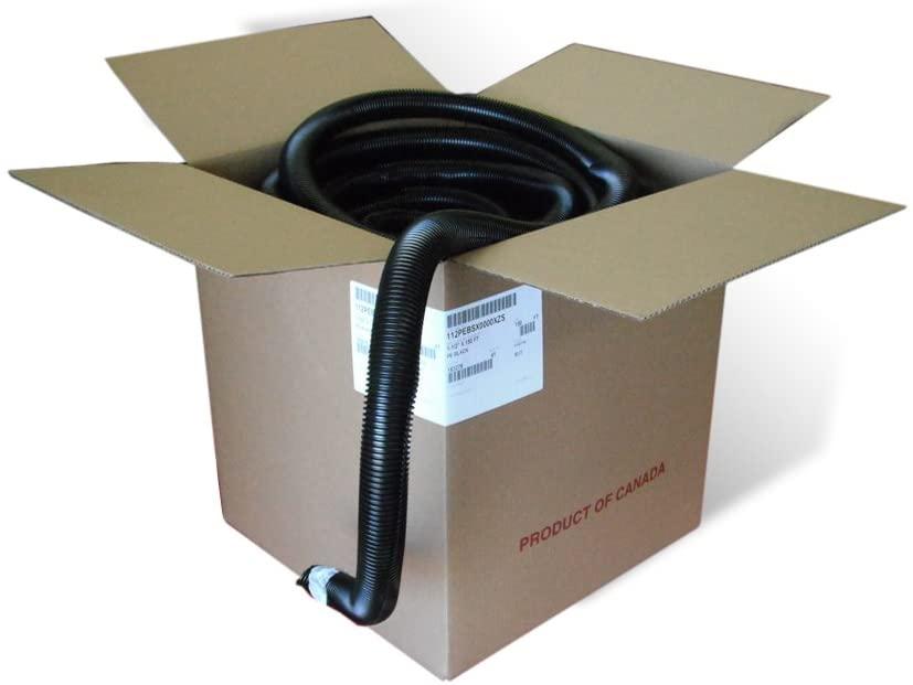 Drossbach 112PEBSX0000XZS Polyethylene Convoluted Tubing
