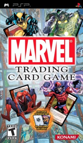 Marvel Trading Card Game - Sony PSP