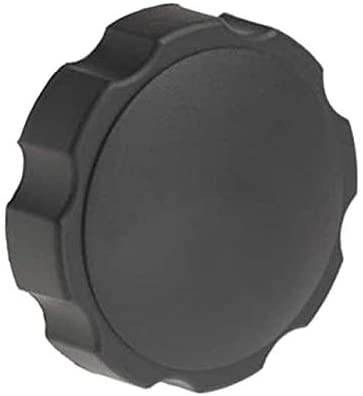 KNOB FLUTED 5/16-18 PLASTIC, Pack of 10