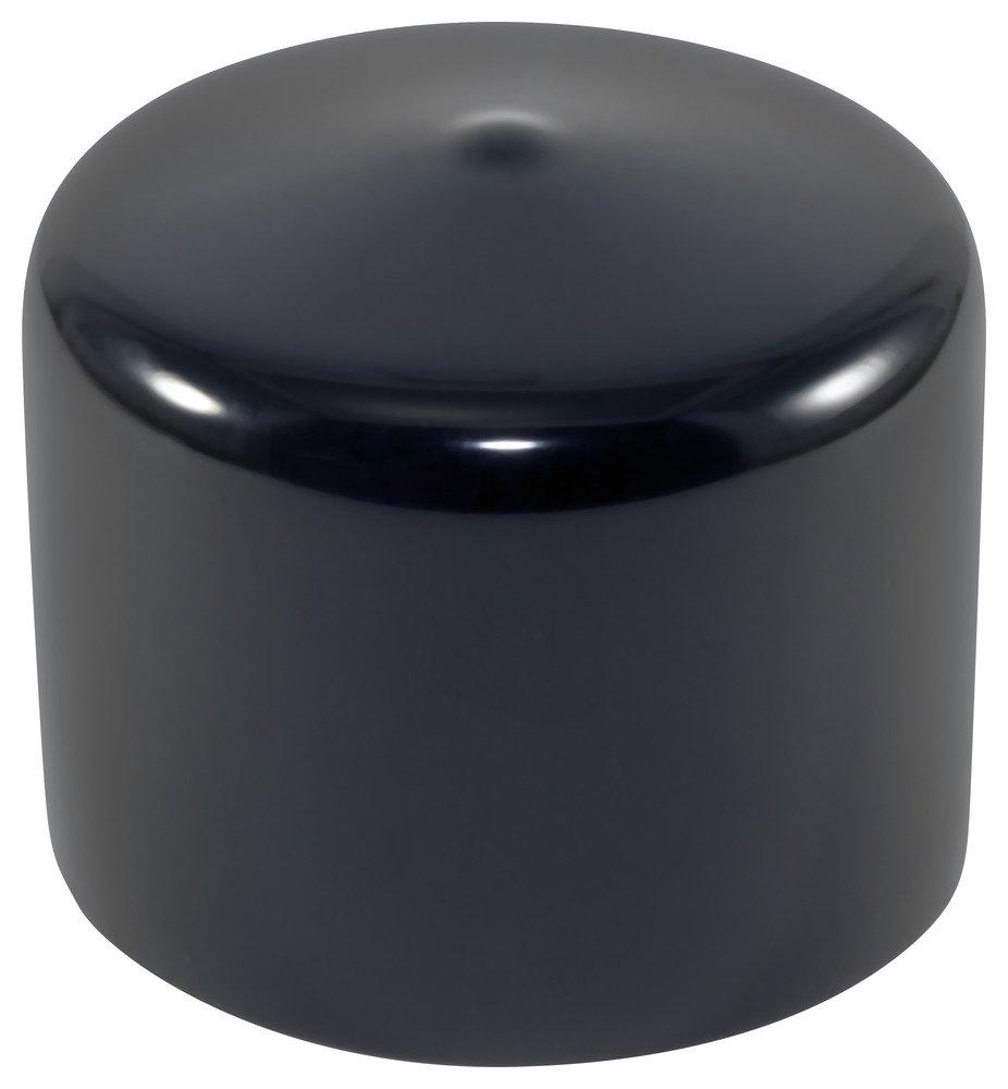 Caplugs 99190240 Plastic Round Cap VC-2375-24, Vinyl, Cap ID 2.375