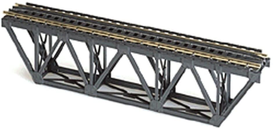Atlas HO Scale Code 100 Deck Truss Bridge Kit