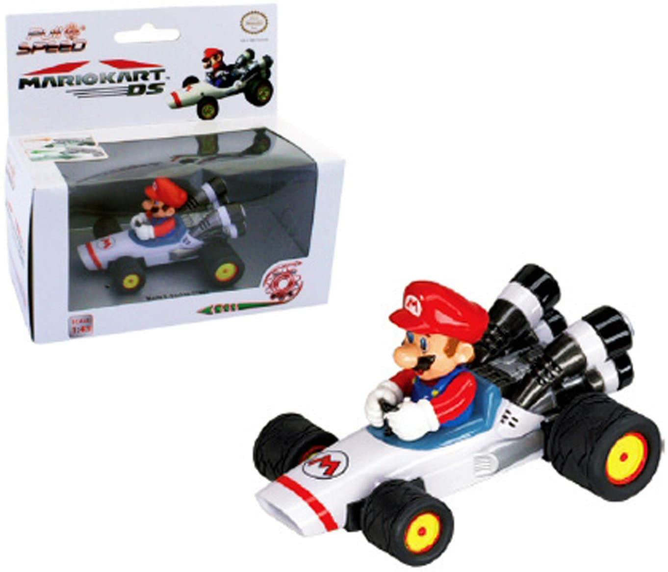 Super Mario Nintendo DS Pull Speed Mario BDasher
