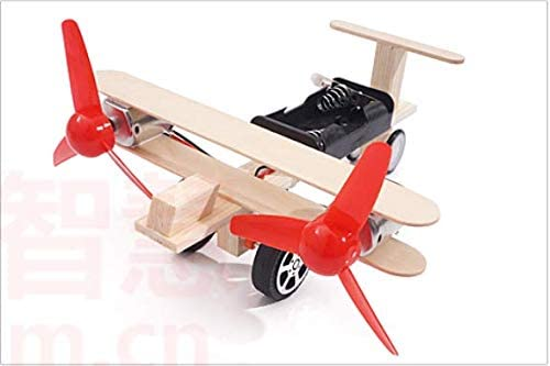 Mini-Inventor Double Engine Glide Aircraft