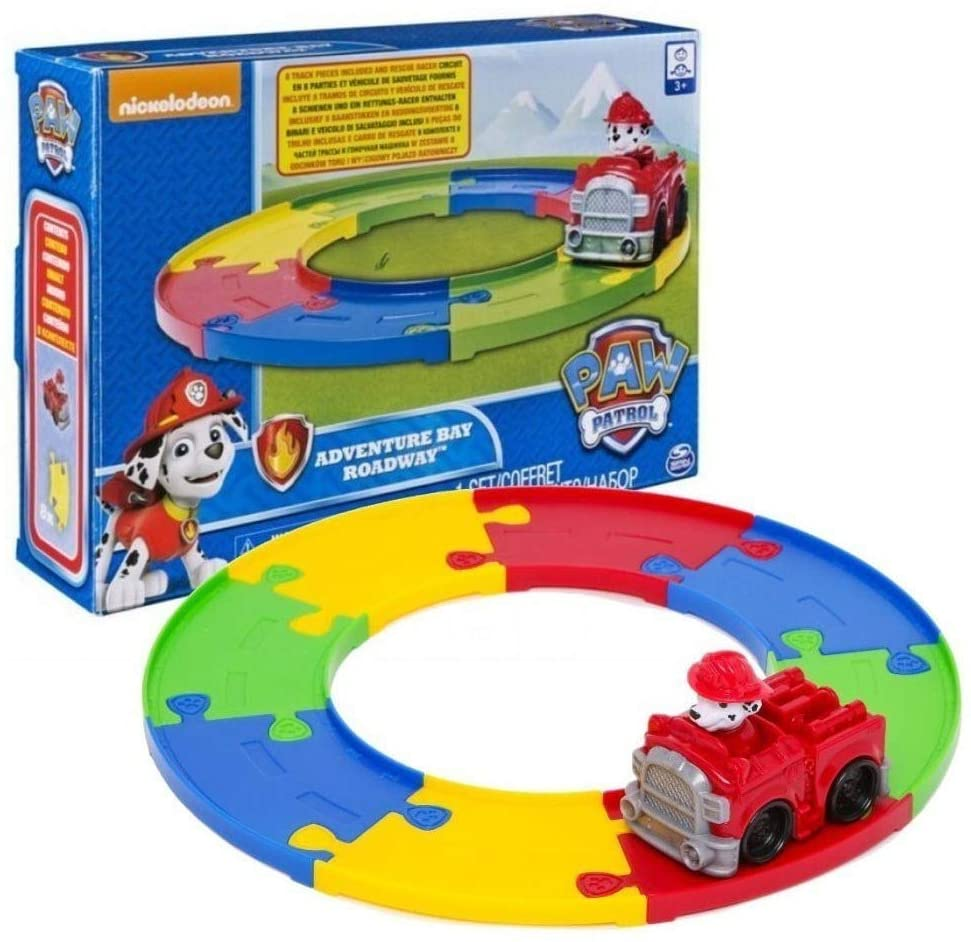 Paw Patrol Adventure Bay Roadway