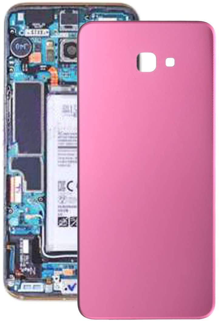 LIYONG Replacement Spare Parts Battery Back Cover for Galaxy J4+, J415F/DS, J415FN/DS, J415G/DS(Black) Repair Parts (Color : Pink)