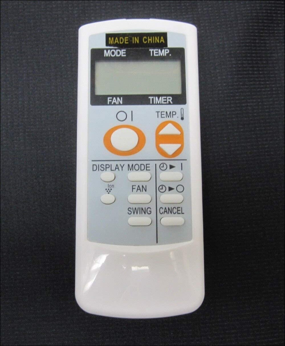 Calvas New Remote Control For Sharp CV-P10NC CV-P10PC CV-P12LX CV-P10RC Air Conditioner