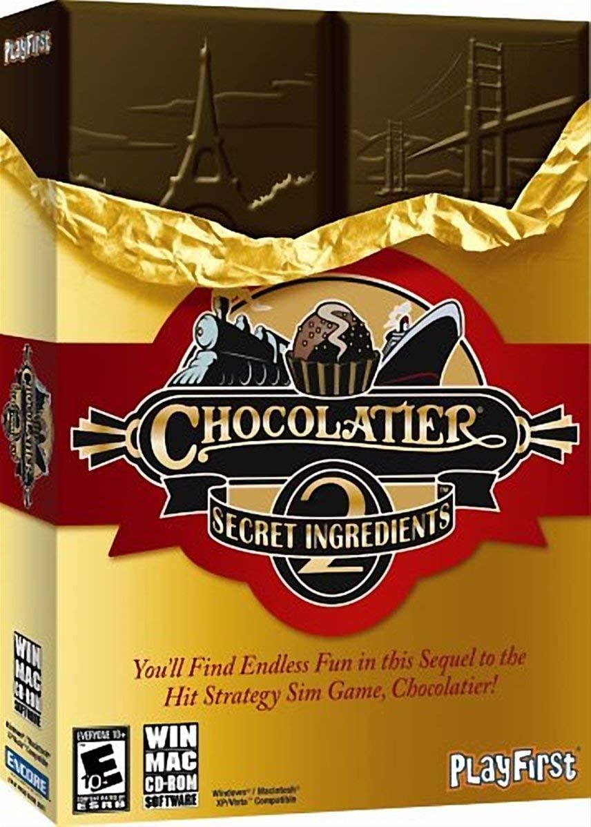 Chocolatier 2 Secret Ingredients jc