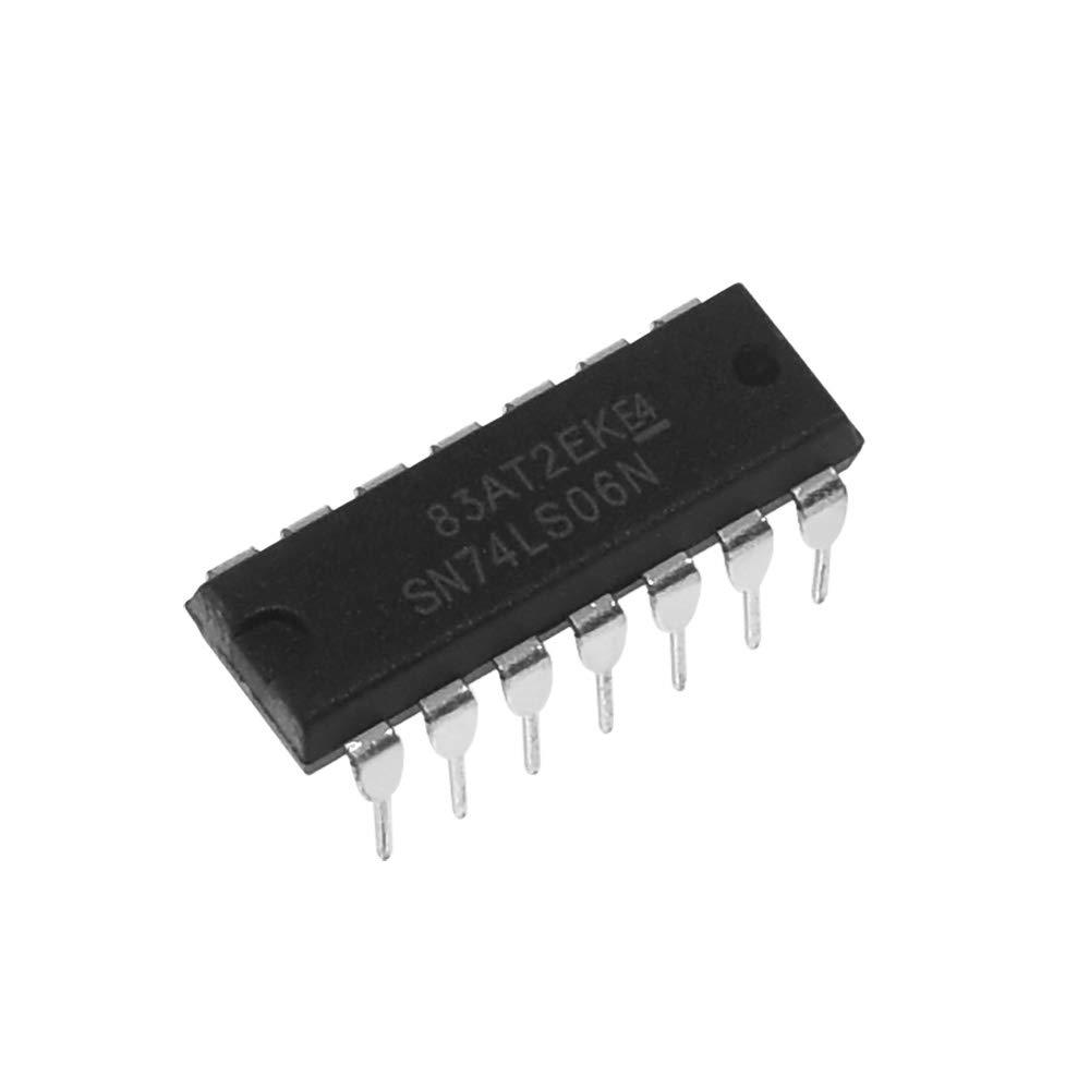 10PCS/LOT Original New SN74LS06N 74LS06N 74LS06