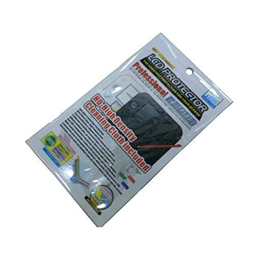 OSTENT Ultra Clear Screen Protector LCD Film Guard Skin Compatible for Nintendo 2DS Console - Pack of 3