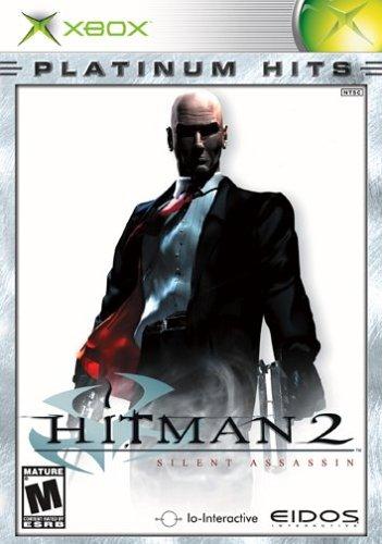 Hitman 2 Silent Assassin - Xbox
