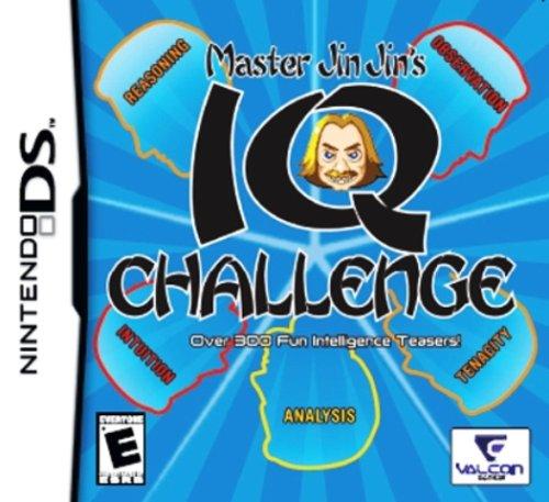 Master Jin Jin's IQ Challenge - Nintendo DS