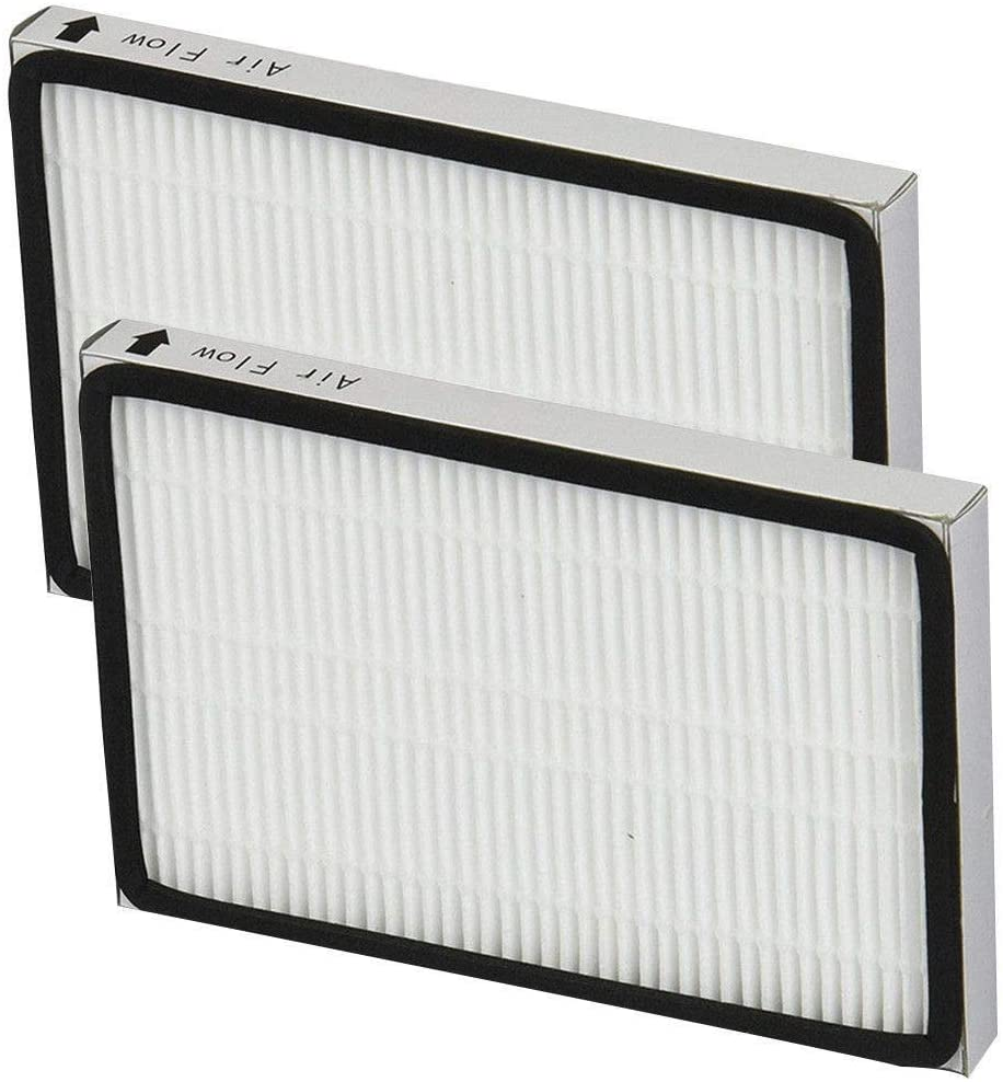 AQUA GREEN HEPA Vacuum Filter 86889 for Kenmore EF1 & Panasonic MC-V199H Filter (2 Pack)