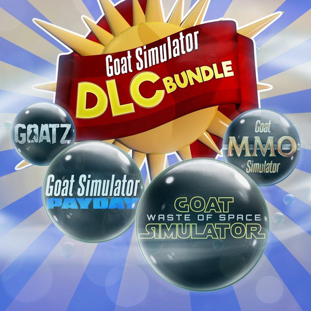 Goat Simulator DLC Bundle - PS4 [Digital Code]