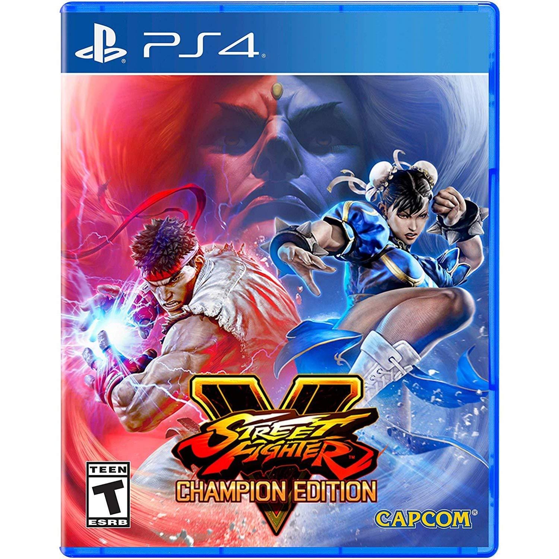 Street Fighter V: Champion Edition (English) [Asia Import]