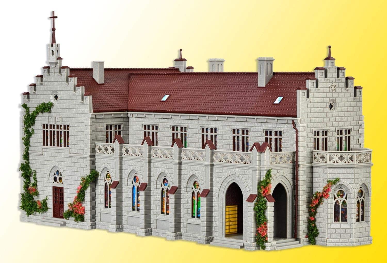 Vollmer Monastère + Cimetière + Accessoires 43860 H0