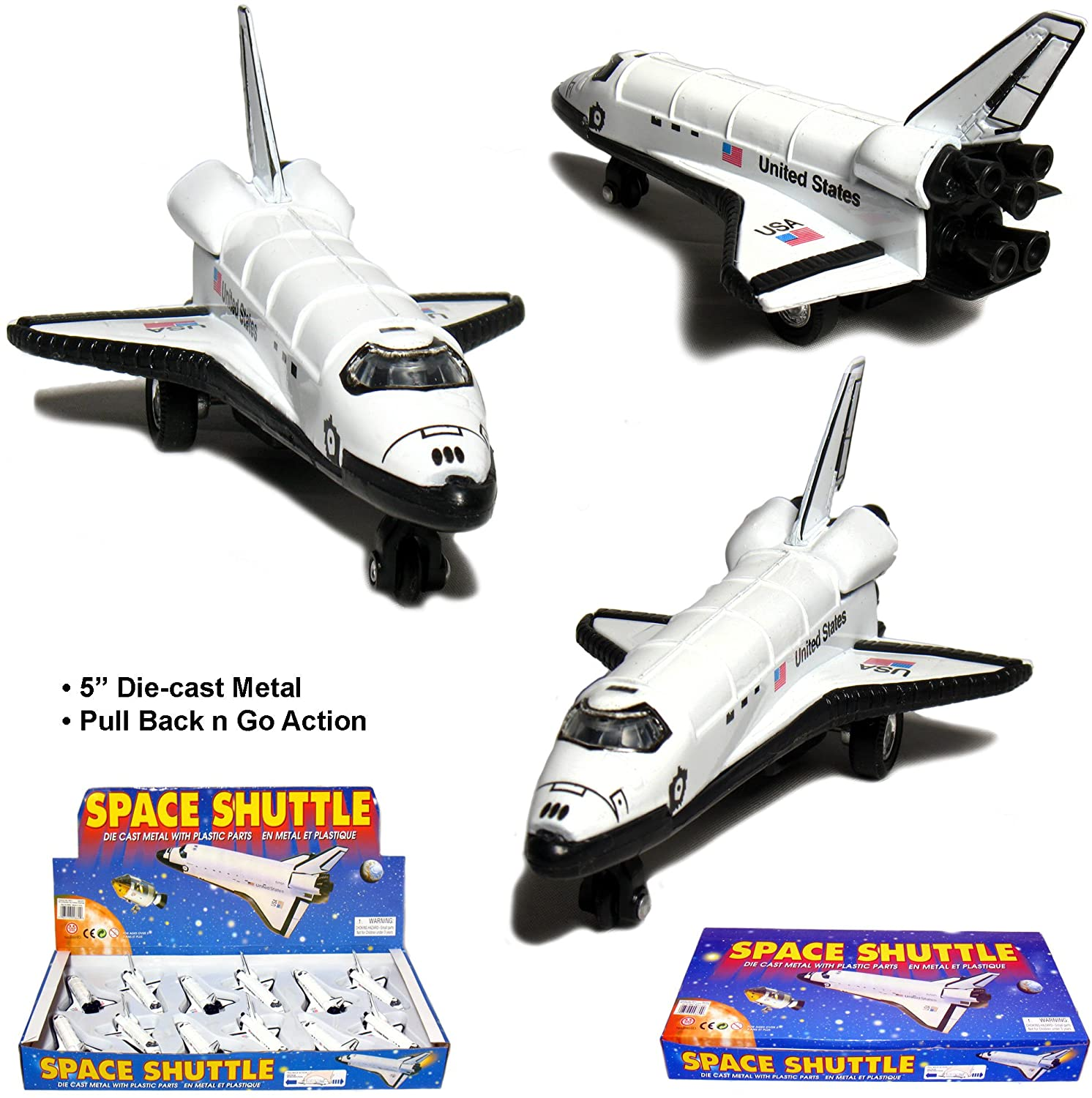 Planes Box 12 Space Shuttle, 5