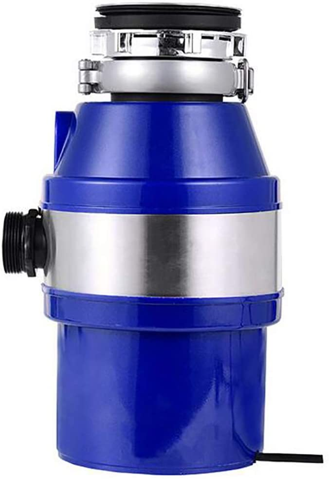 ALY Sink Waste Disposer for Kitchen with Power Cord, Continuous Feed Horse Power Motor Quiet