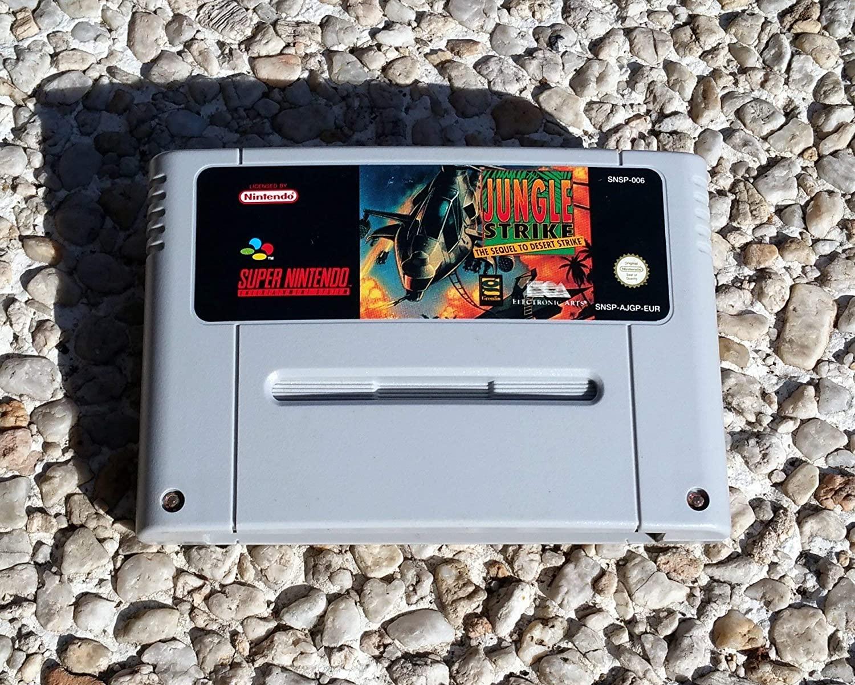 Jungle Strike - Nintendo Super NES (Renewed)