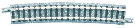 Tomix N Gauge 1150 Curve Rail C605-10 (F) (2 Sets)