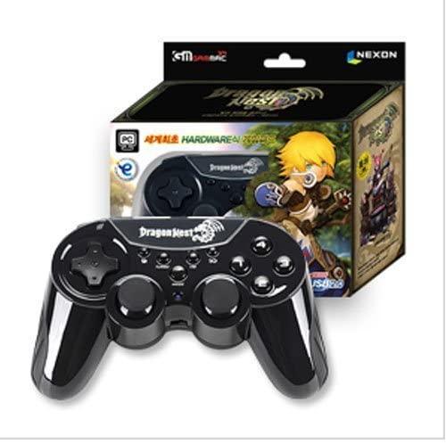 Gammac NEO Sign Dragon Nest Game Controller Vibration LED Turbo USB