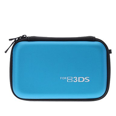 NEW-AirForm Game Pouch for 3DS (Assorted Colors) , Black