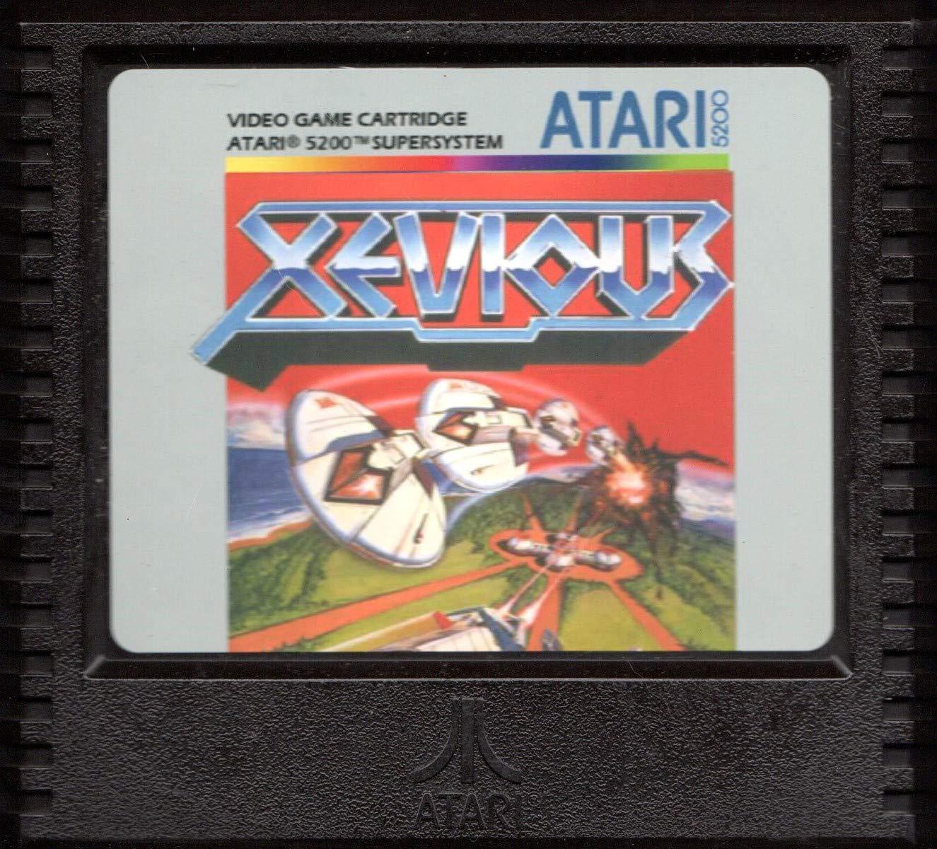 XEVIOUS ATARI 5200
