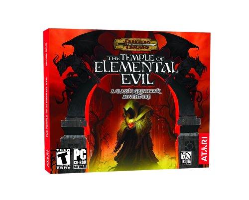 Temple of Elemental Evil: A Greyhawk Adventure (Jewel Case) - PC