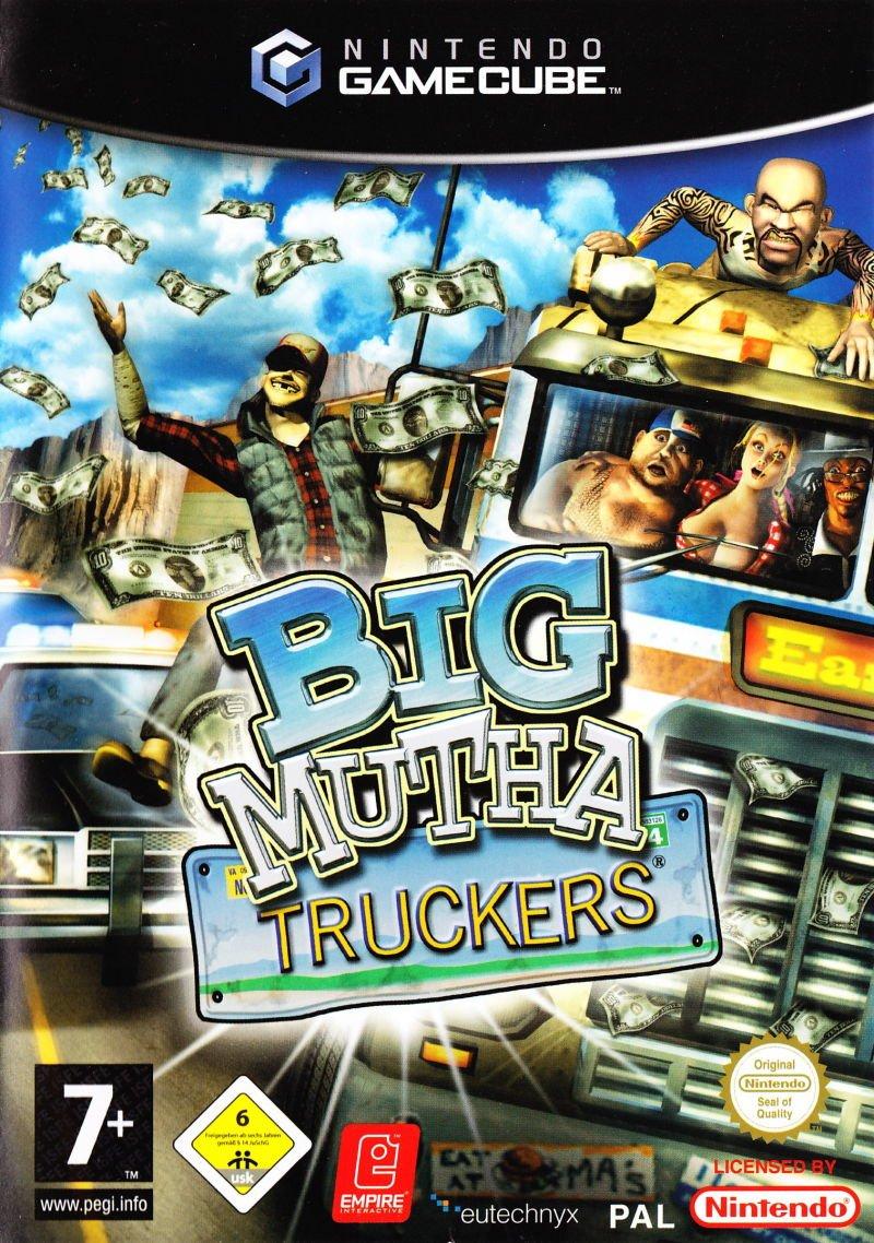 Big Mutha Truckers: Gamecube