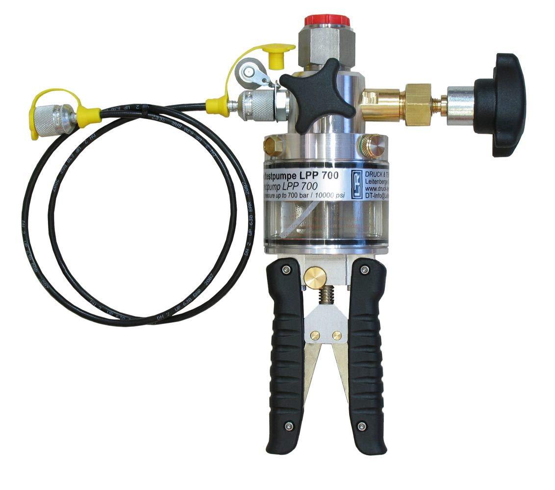 LR-Cal LPP 700 Hydraulic Pressure Hand Pump 10150 PSI