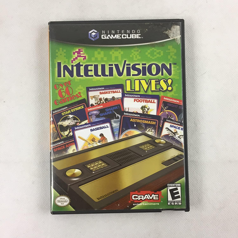 Intellivision Lives - Gamecube