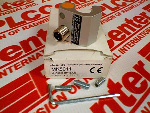 IFM MKP3000-BPKG/US-100-DPS/MK5011 NO M12, 15MM ID, Discontinued by Manufacturer, Magnetic Cylinder Sensor, 10-30VDC