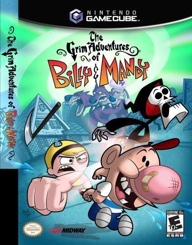 Grim Adventures of Billy & Mandy - Gamecube (Renewed)
