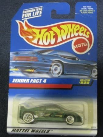 Hotwheels Zender Fact 4 Collector #820