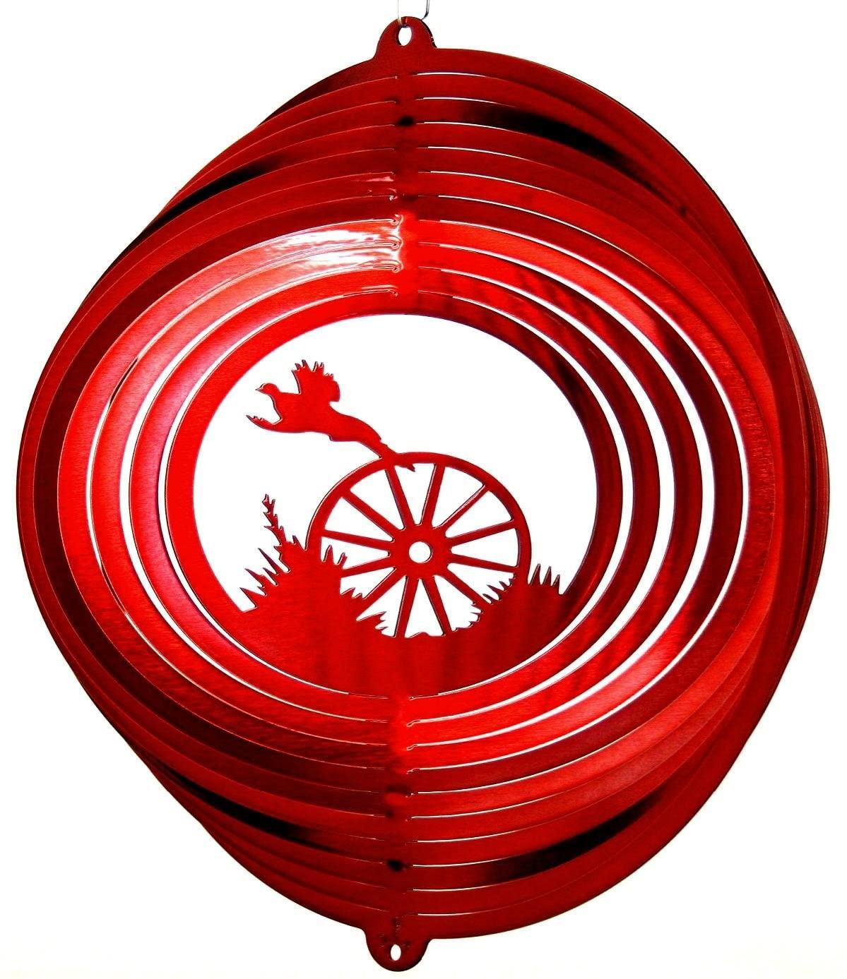 Stainless Steel Wind Spinner, 12