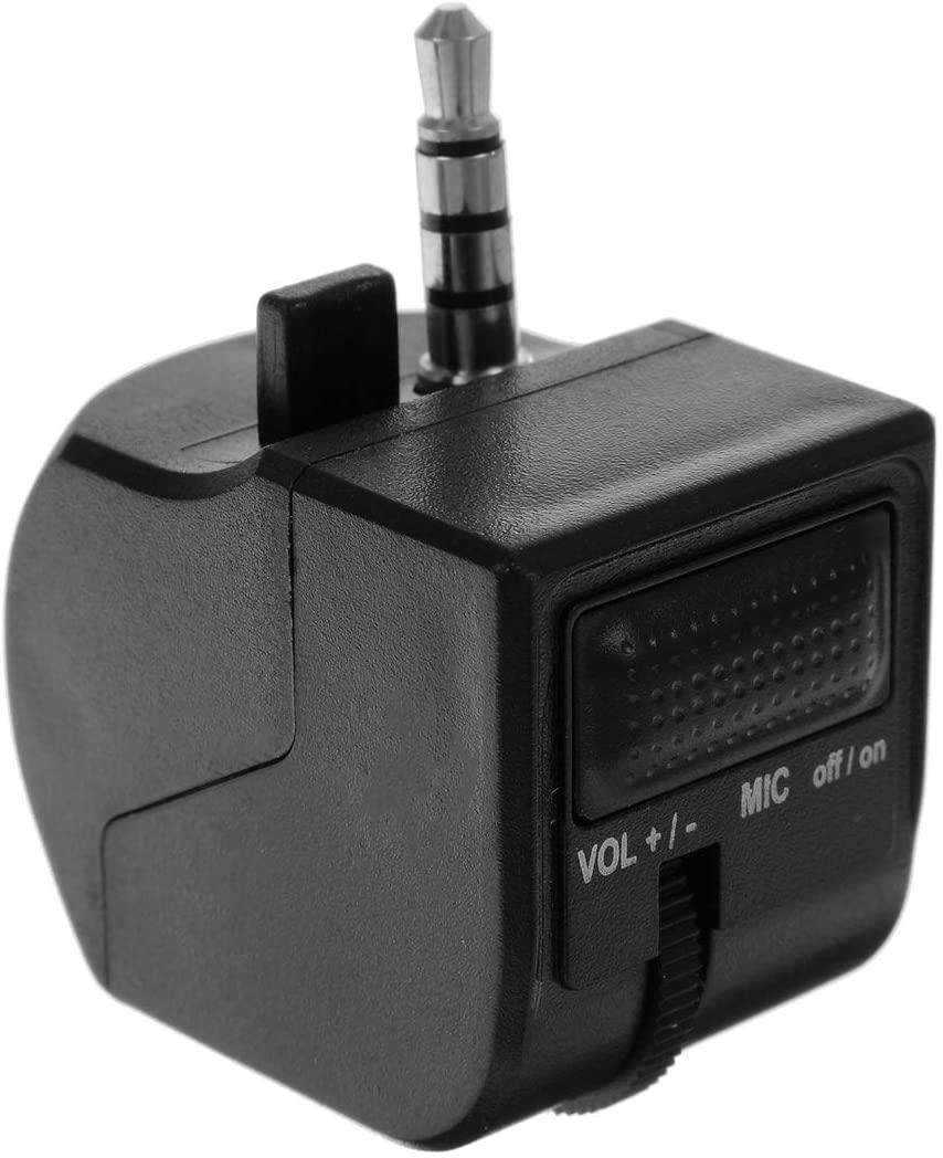 ILS - Handle Volume Adjustment Game Controller Headphones Earphones Control with Mic for PS4