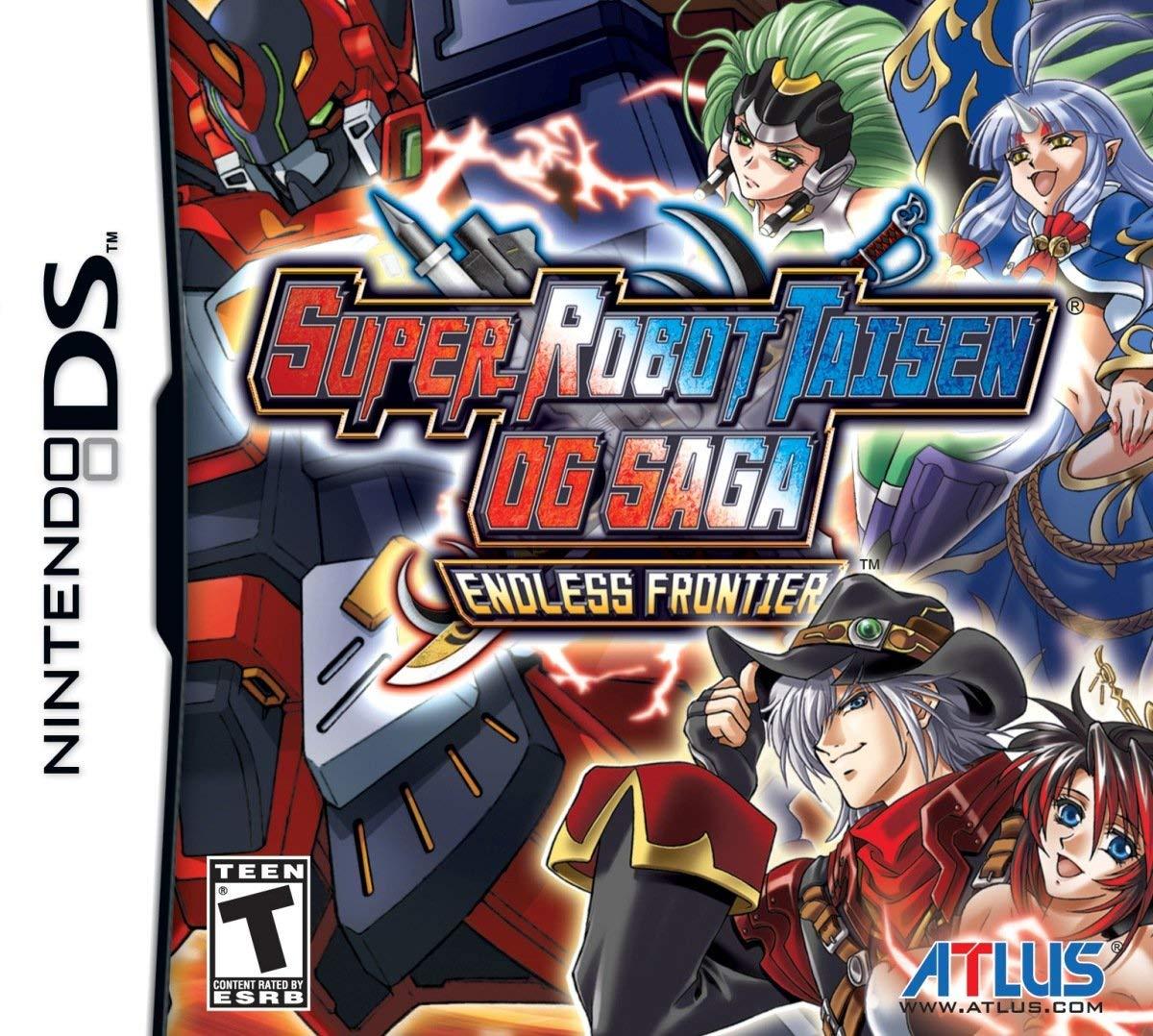 Super Robot Taisen OG Saga: Endless Frontier - Nintendo DS (Renewed)